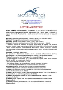 Lotteria - regolamento 2015 (1)